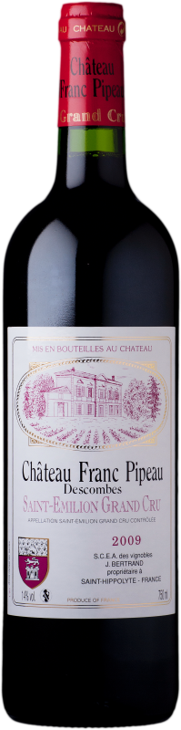 photo Chateau Franc Pipeau Saint-Emilion