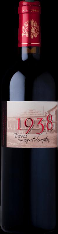 Cuvée 1938 2016