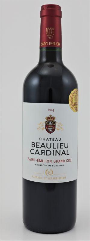 Château Beaulieu Cardinal 2015