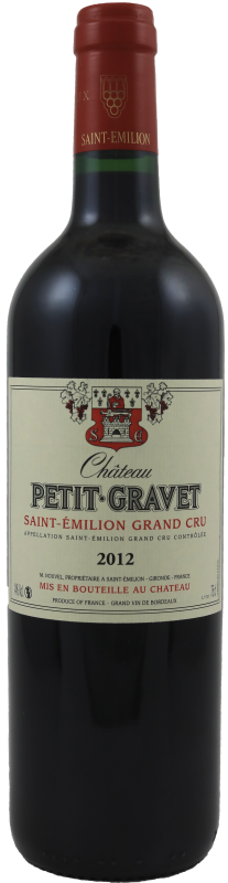 Château Petit-Gravet 2013