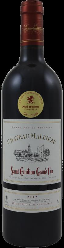 Château Malineau 2012