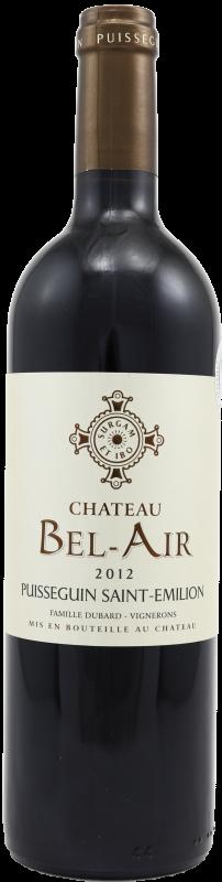 Château Dubard Bel Air 2016 P
