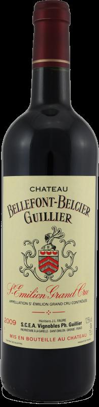 Château Bellefont Belcier Guillier 2014