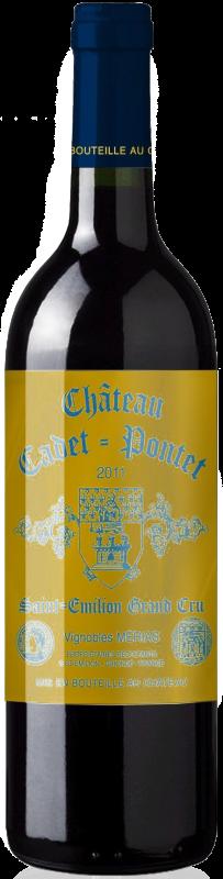 Château Cadet Pontet 2015