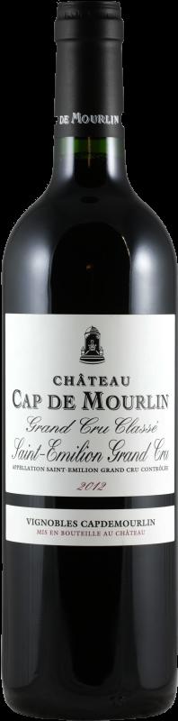 Château Cap de Mourlin 2008