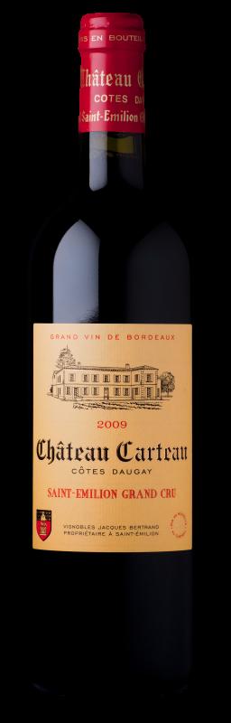 Château Carteau Côtes Daugay 2018