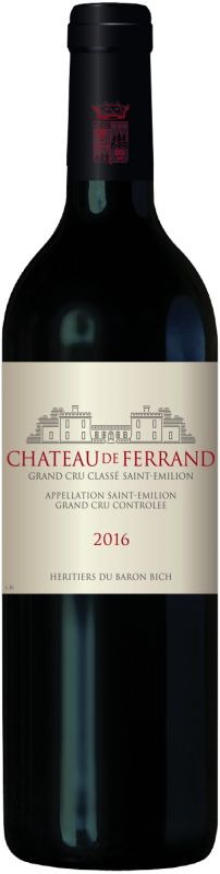 Château de Ferrand 2014