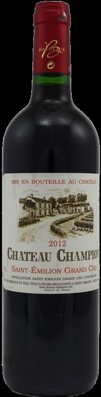 Château Champion 2015