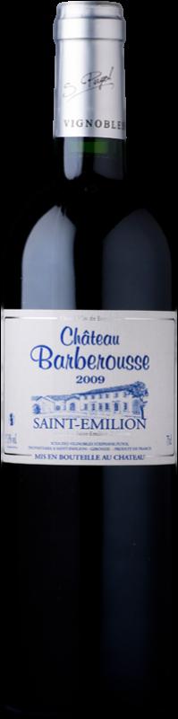Château Barberousse 2015