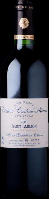 Château Carteau Matras 2013
