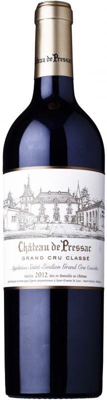 Château de Pressac 2013 Magnum