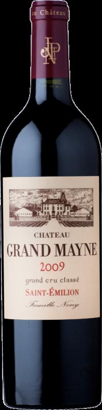 Château Grand Mayne 2013