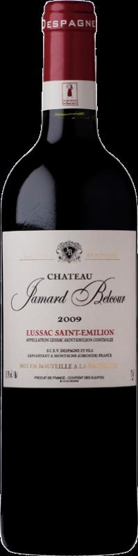 Château Jamard Belcour 2016
