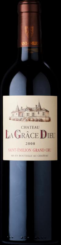 Château la Grace Dieu 2014 Magnum