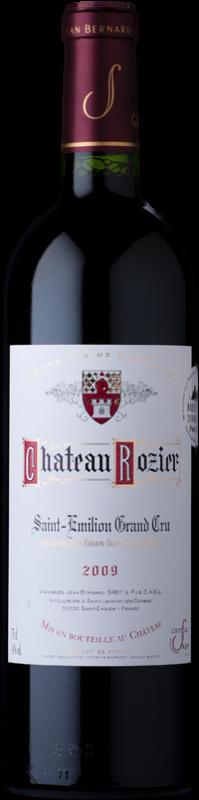 Château Rozier 2016