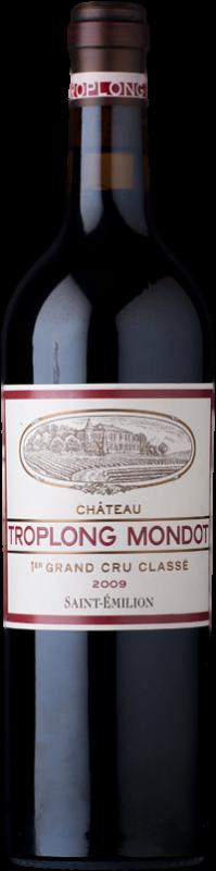 Château Troplong Mondot 2009