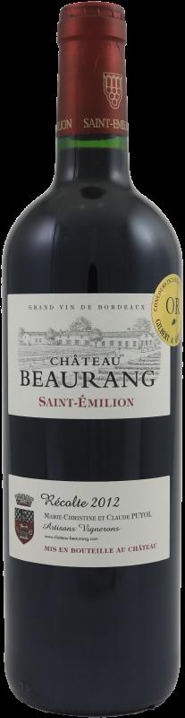 Château Beaurang 2012