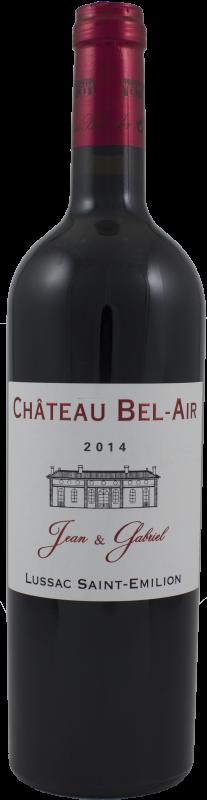 Château Bel Air Jean & Gabriel 2015 Magnum