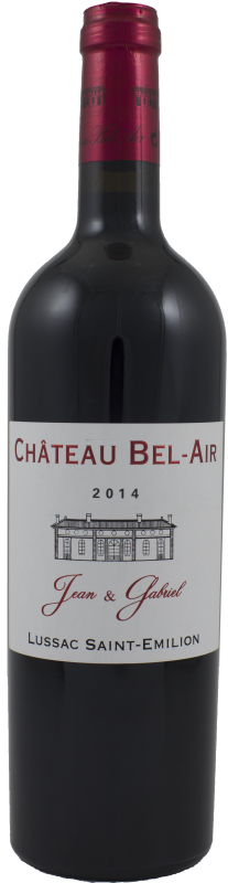Château Bel Air Jean & Gabriel 2015