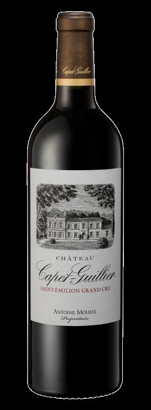 Château Capet-Guillier 2015