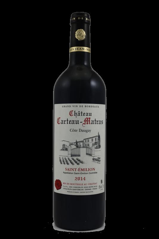 Château Carteau Matras 2014
