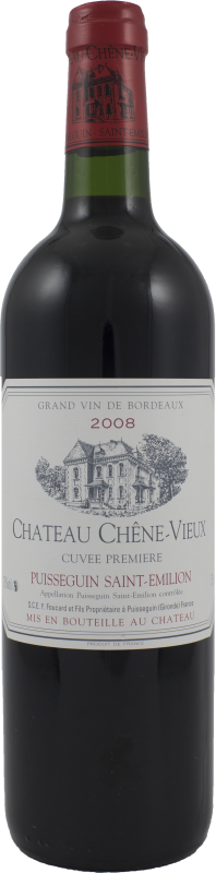 Château Chêne Vieux 2012 Magnum