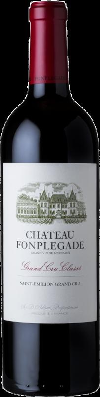 Château Fonplégade 2012