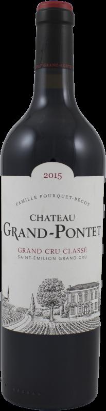 Château Grand Pontet 2015 Magnum