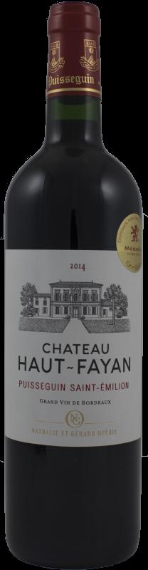 Château Haut Fayan 2015