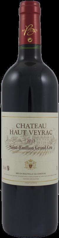 Château Haut Veyrac 2013