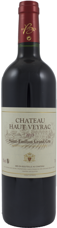 Château Haut Veyrac 2003 Magnum