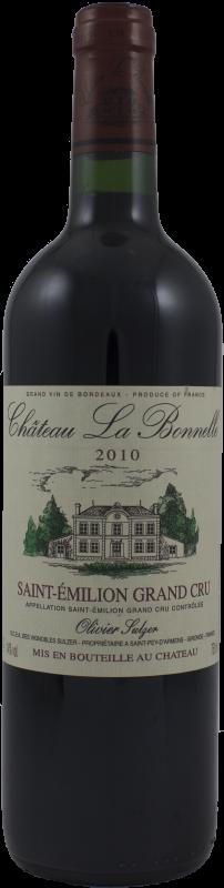 Château la Bonnelle 2014