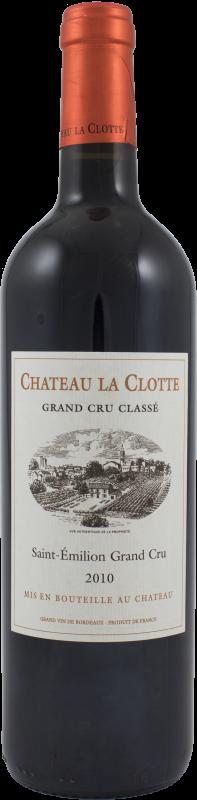 Château la Clotte 2011