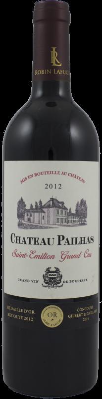 Château Pailhas 2014