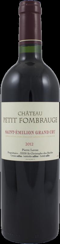 Château Petit Fombrauge 2014