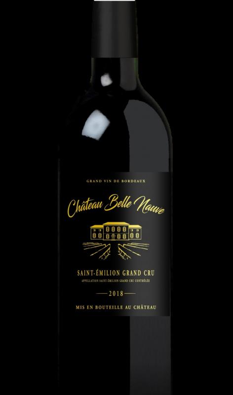 Château Belle Nauve 2018