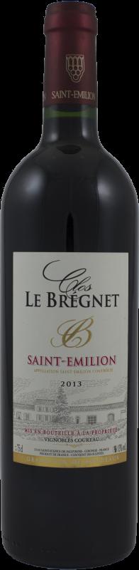 Clos le Bregnet 2013