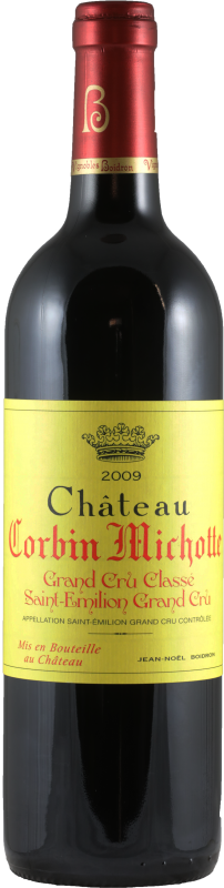 Château Corbin Michotte 2009