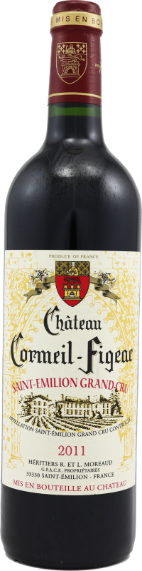 Château Cormeil Figeac 2014
