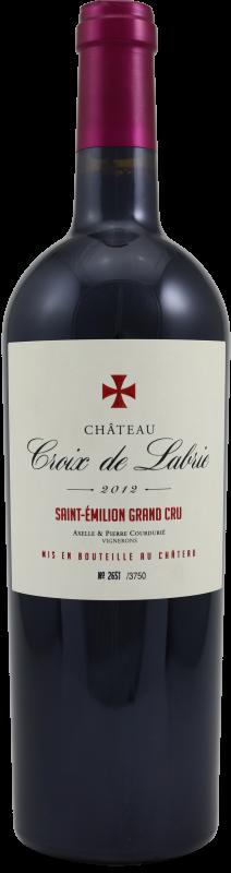 Château Croix de Labrie 2015