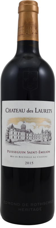 Château des Laurets 2015