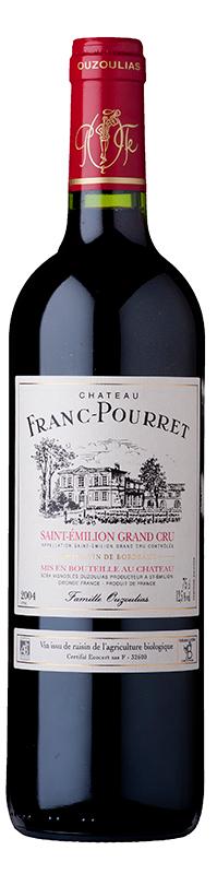 Château Franc Pourret 2015 Magnum
