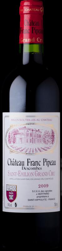 Château Franc Pipeau 2016