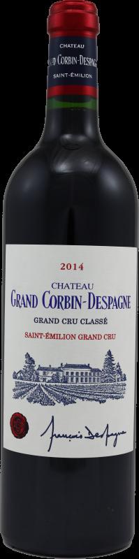 Château Grand Corbin Despagne 2009 Magnum