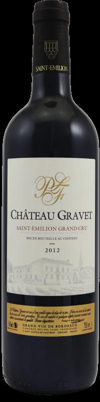 Château Gravet 2015 Magnum