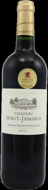 Château Haut Jamard 2016 Magnum