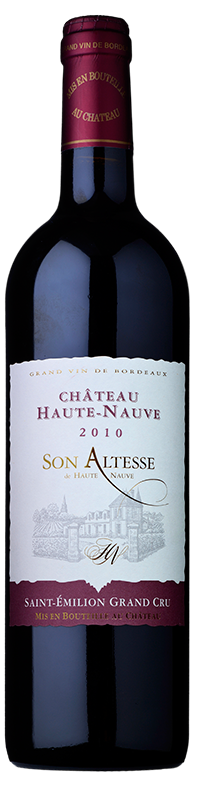 Château Haute-Nauve 2015