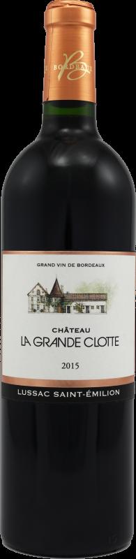 Château La Grande Clotte 2016