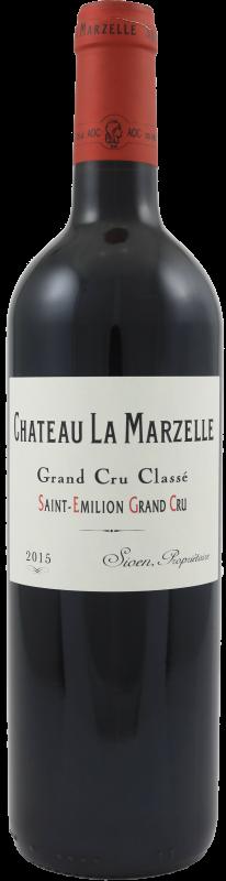 Château la Marzelle 2012