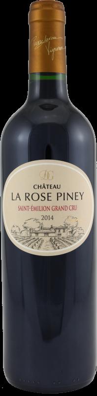 Château la Rose Piney 2016